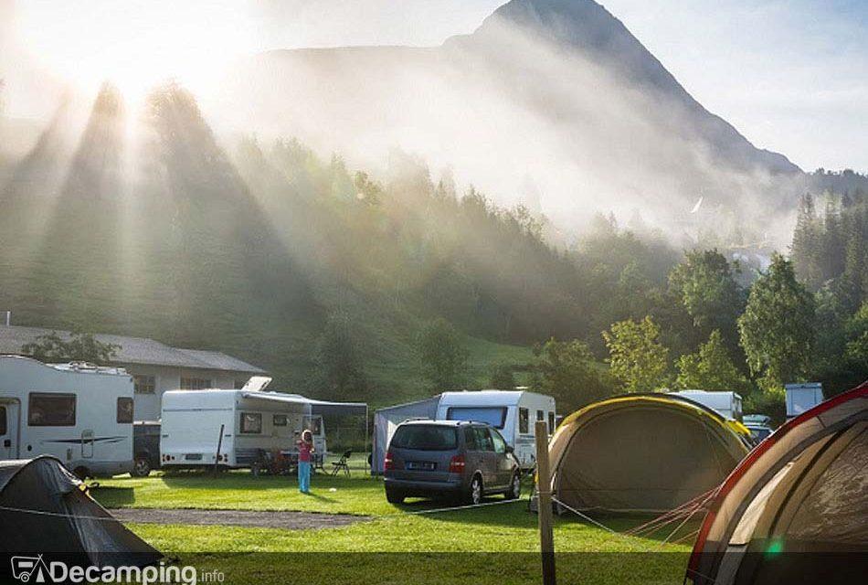 Las categorías de los campings