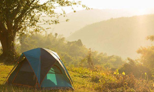 Iniciación al campismo. ¿Por qué ir de camping?