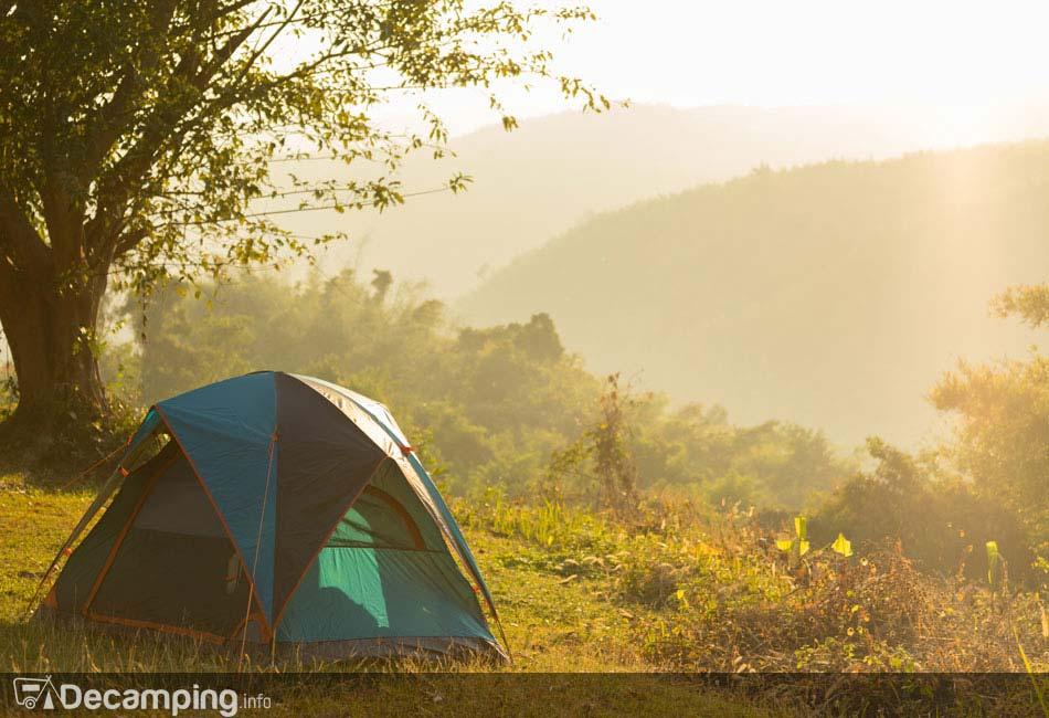 Iniciación al camping