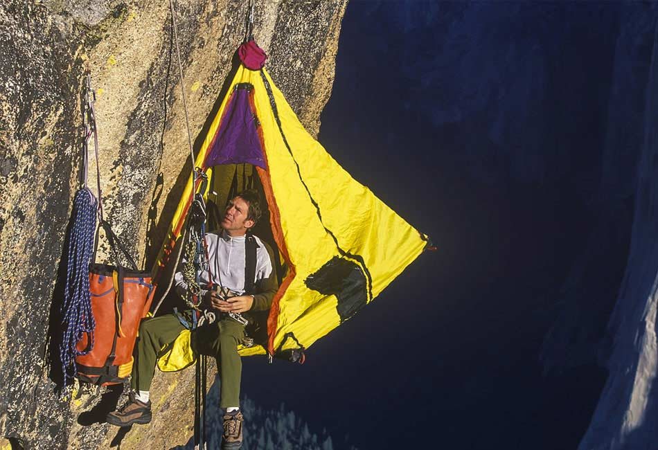 acampada vertical
