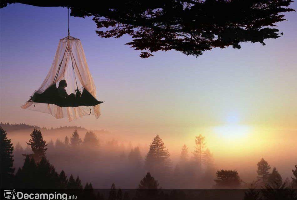 Formas de camping inusuales