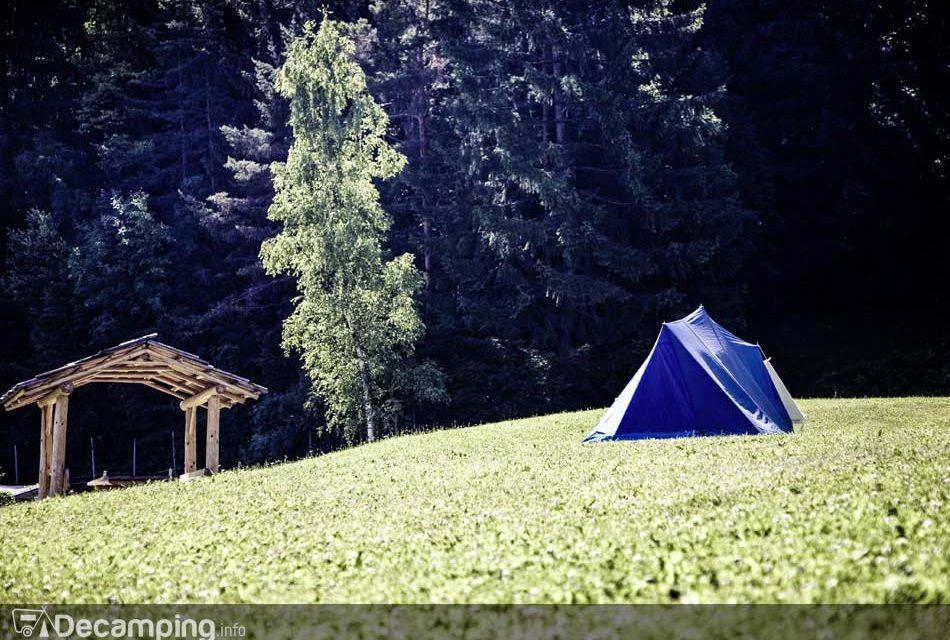 Descubre el Gamping o cómo acampar en un jardín privado