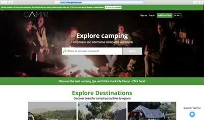 Gamping en hipcamp.com