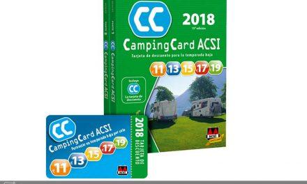 Tarjeta ACSI, cómo pagar menos por el camping