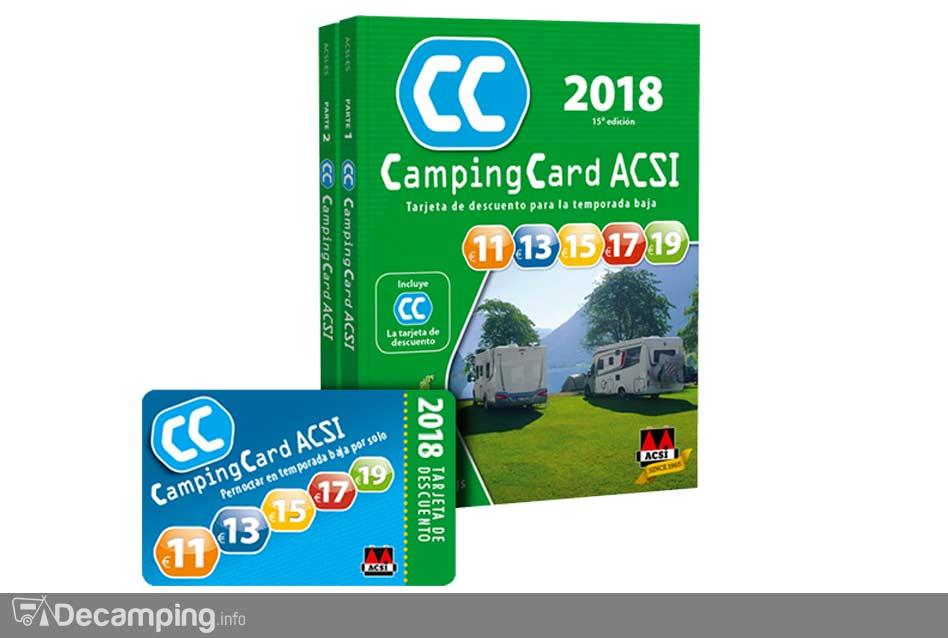 Tarjeta CampingCard ACSI