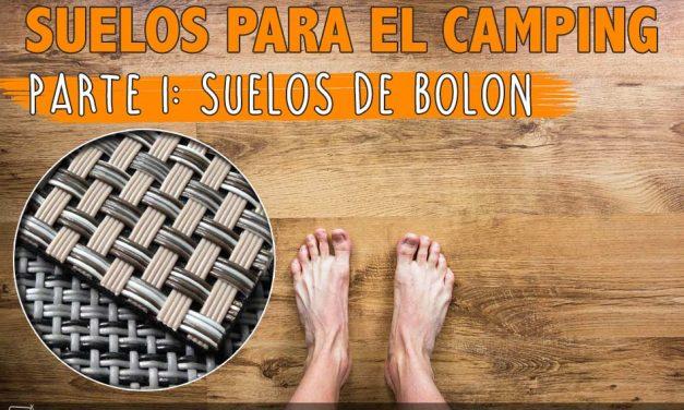 Suelos para el camping 1: Bolon
