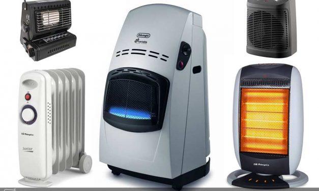 Calefacción para el camping: tipos, análisis, opiniones y precios