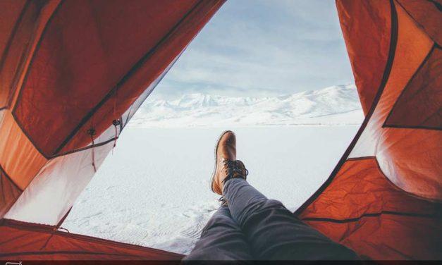 Trucos para combatir el frío en el camping