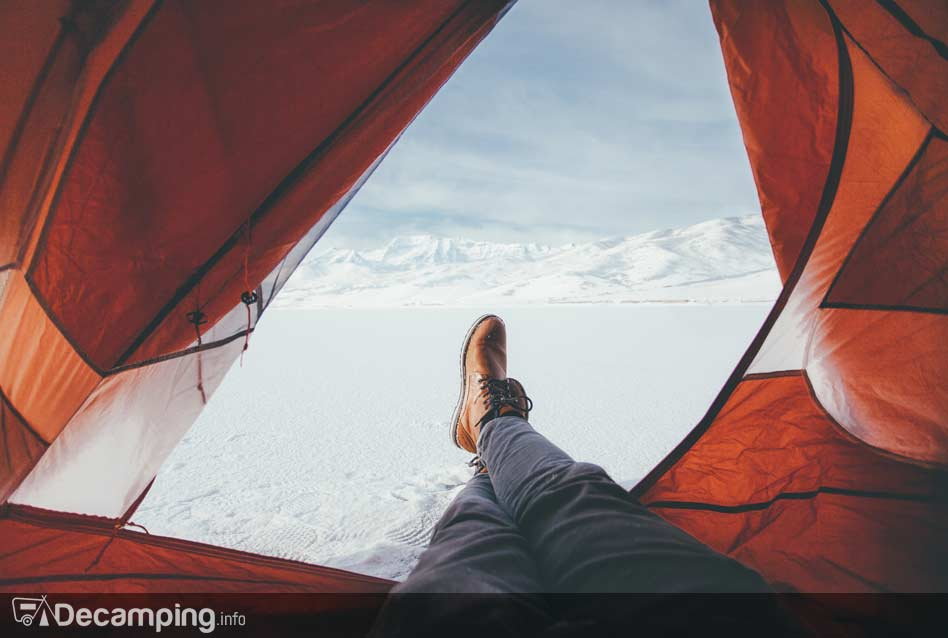 Combatir el frío en el camping