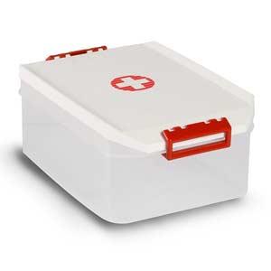 Botiquín caja para el camping
