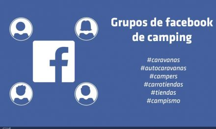 Grupos de facebook de camping