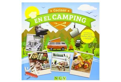 Libro cocinar en el camping