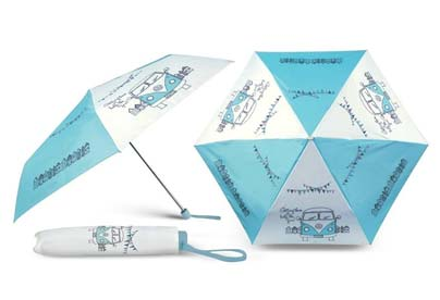 Paraguas camper van t1