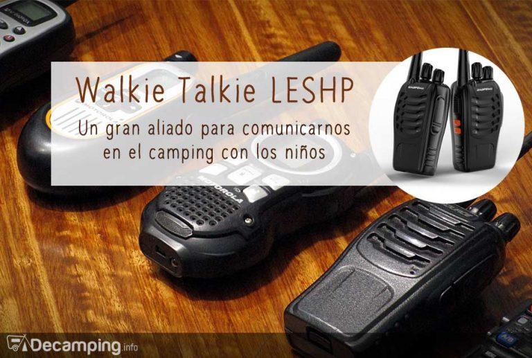 Walkie Talkie LESHP