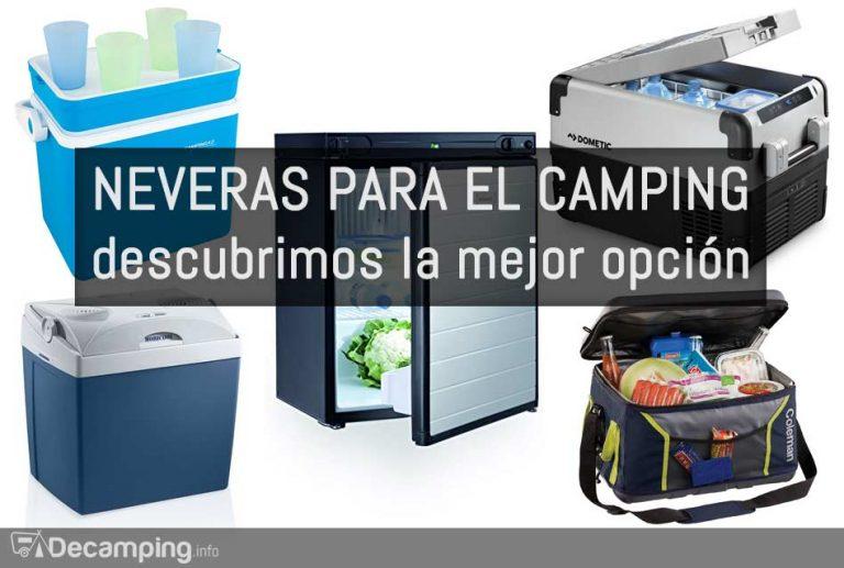 Neveras para el camping