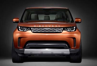 Land Rover Discovery para tirar de caravana