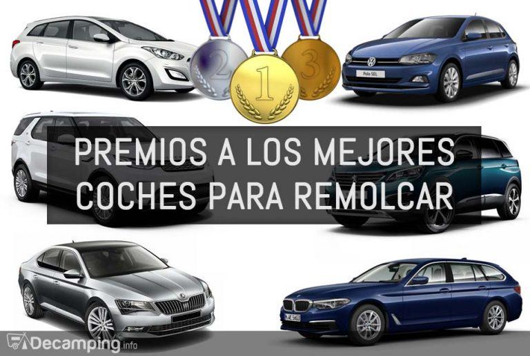 Premios a los mejores coches remolcadores