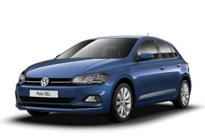 Volkswagen polo para tirar de caravana