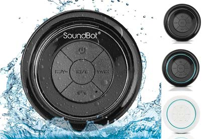 altavoz bluetooth impermeable soundboot