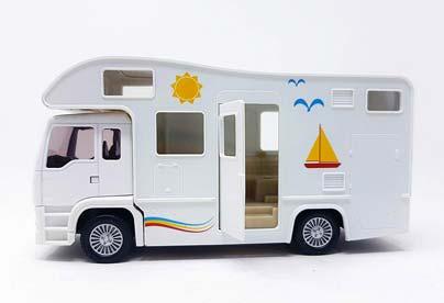 autocaravana de juguete