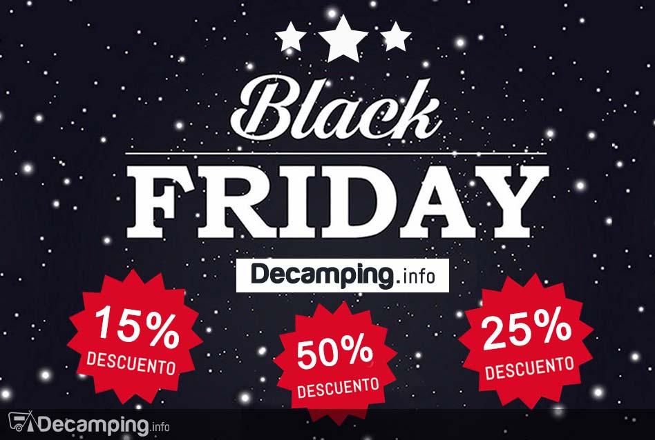 Black Friday en Decamping.info