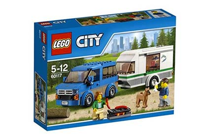 caravana de Lego
