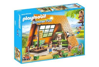 campamento playmobil