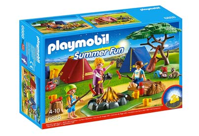 Playmobil Campamento de Verano