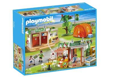 camping playmobil