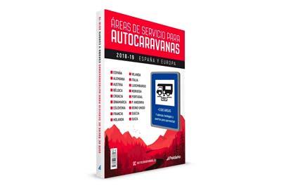 Guía de áreas de servicio para autocaravanas de España y Europa