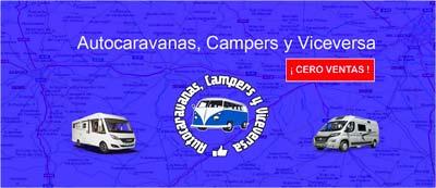 Grupo de Facebook Autocaravanas, Campers y Viceversa