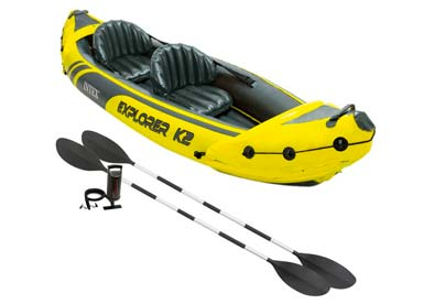 Kayak Intex explorer k2
