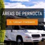 Áreas de pernocta: fundamentales para el turismo itinerante