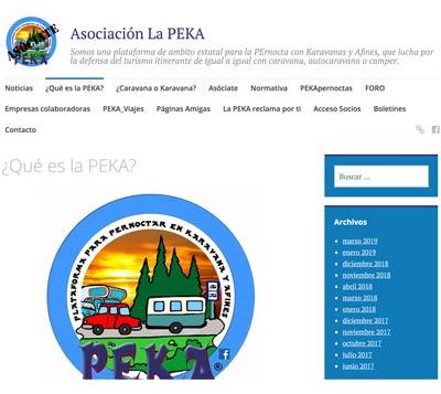 Asociación La PEKA