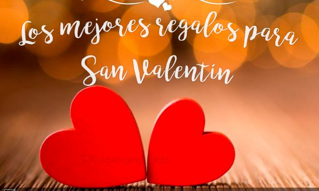 Los mejores regalos para San Valentín