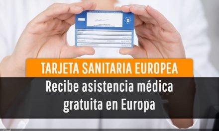 Tarjeta Sanitaria Europea: te interesa si vas a viajar por Europa