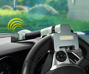 Bloqueo de volante autocaravana