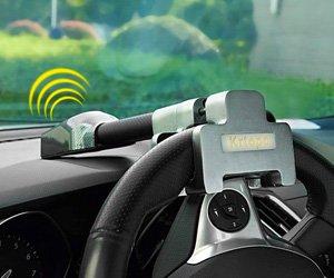 Bloqueo volante autocaravana
