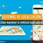 Sistemas de localización para vehículos de camping