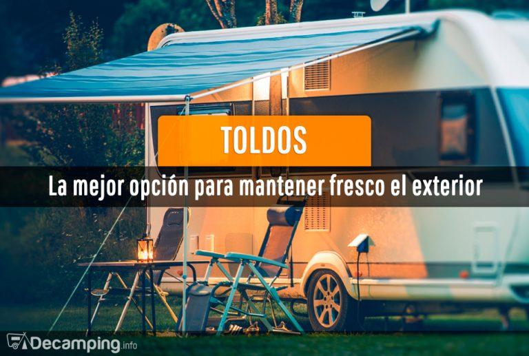 Toldos de caravana: la mejor opción para mantener fresco el exterior